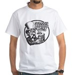 Selling Banned Books White T-Shirt