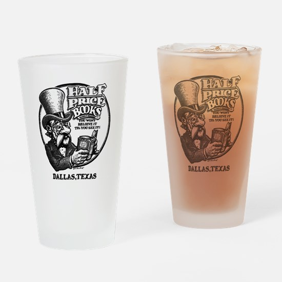 """Vintage HPB"" Drinking Glass"