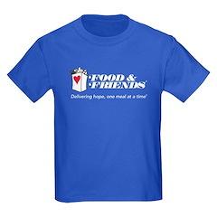 Food & Friends Kids Color T-Shirt
