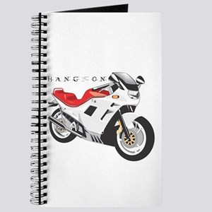 HANG ON Motorcycle Journal