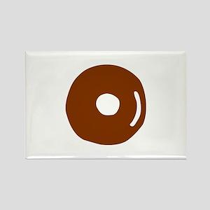Donut Rectangle Magnet