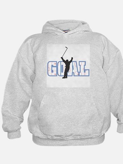GOAL! Hockey Hoodie