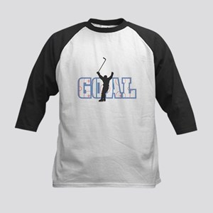GOAL! Hockey Kids Baseball Jersey