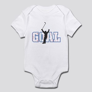 GOAL! Hockey Infant Creeper