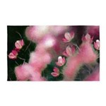 Cherry Tree Blossoms Area Rug