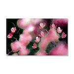 Cherry Tree Blossoms Car Magnet 20 x 12