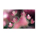 Cherry Tree Blossoms 20x12 Wall Decal