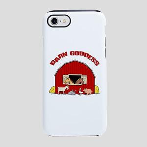 Barn Goddess iPhone 7 Tough Case