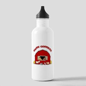 Barn Goddess Stainless Water Bottle 1.0L
