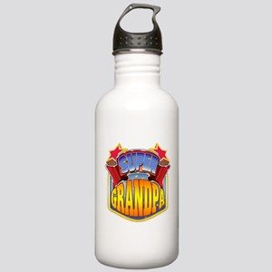 Super Grandpa Stainless Water Bottle 1.0L