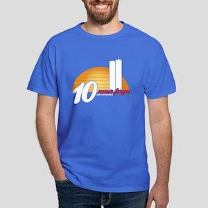 September 11 th TEN Years Dark T-Shirt