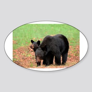 Black Bears-Cades Cove Sticker