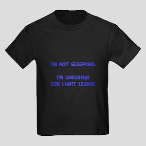 Light Leaks Kids Dark T-Shirt