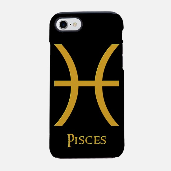Pisces iPhone 7 Tough Case