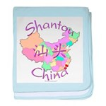 Shantou China baby blanket
