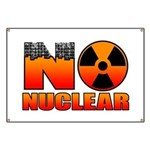 No nuclear Banner