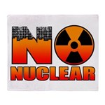 No nuclear Throw Blanket