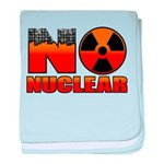 No nuclear baby blanket