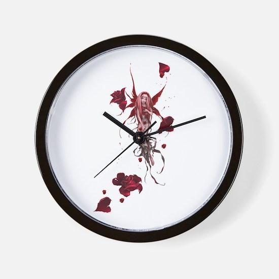 Trick fairies Wall Clock