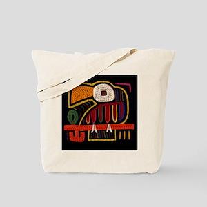 Indigenous Bird Art Print Tote Bag