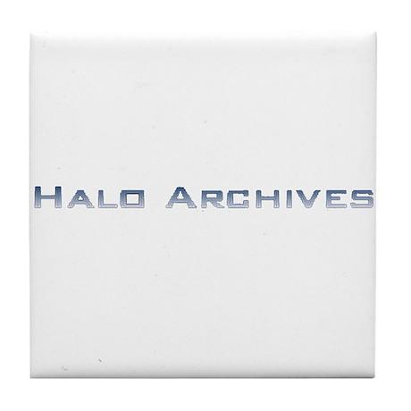 Halo Archives Tile Coaster