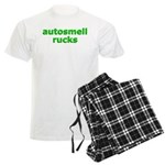Autosmell Rucks Men's Light Pajamas