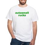 Autosmell Rucks White T-Shirt