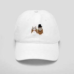 Wedding Owls Cap