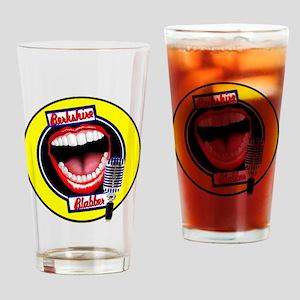 Berkshire Blabber Drinking Glass