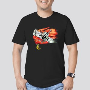 Diving for the big lobster Ash Grey T-Shirt