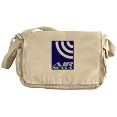 AIR News Messenger Bag