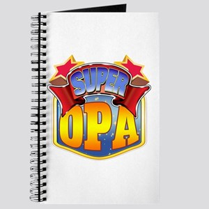 Super Opa Journal