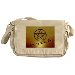 Witches Messenger Bag
