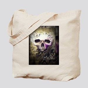 Cycle of Life - Black Tote Bag