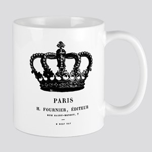 PARIS CROWN Mug