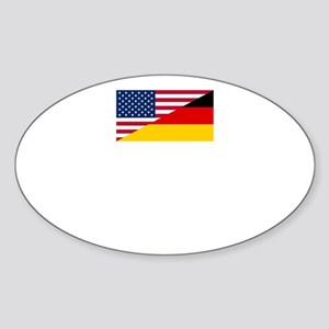 Germerica Sticker (Oval)