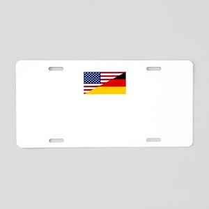 Germerica Aluminum License Plate