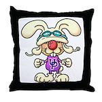 Usapyon Throw Pillow