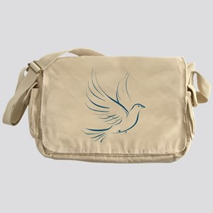 Dove of Peace Messenger Bag