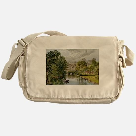 Warwick Castle Messenger Bag