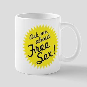 Free Sex Mug