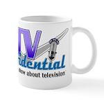 Tvc Logo 11 Oz. Ceramic Mugs