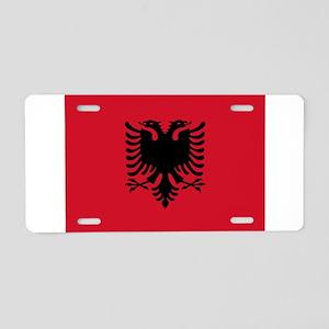 Albania Aluminum License Plate