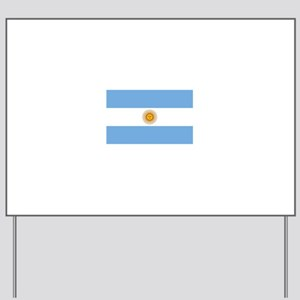 Argentina Yard Sign