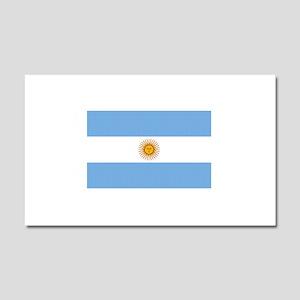 Argentina Car Magnet 20 x 12