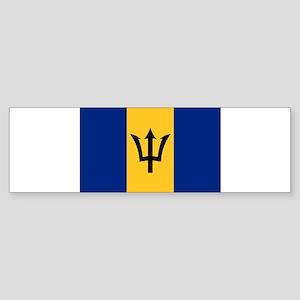 Barbados Sticker (Bumper)