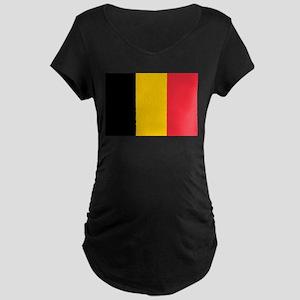 Belgium Maternity Dark T-Shirt