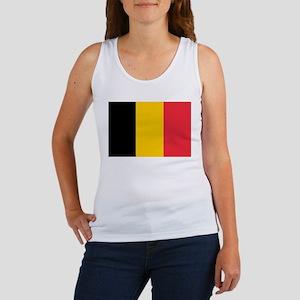 Belgium Women's Tank Top
