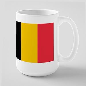 Belgium Large Mug
