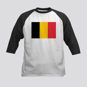 Belgium Kids Baseball Jersey